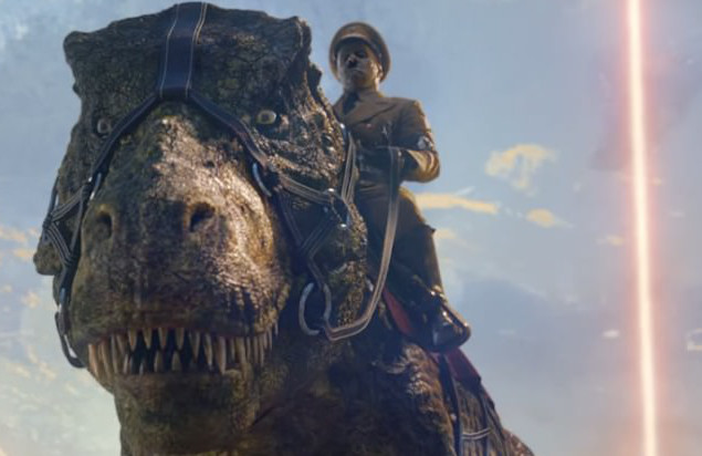 Trailer de 'Iron Sky 2: The Coming Race'