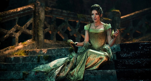 'On The Steps Of The Place', nueva canción de Anna Kendricks para 'Into The Woods'