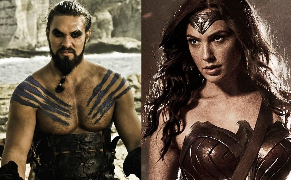 La relación entre Wonder Woman y Aquaman en 'Batman v Superman: Dawn of Justice'