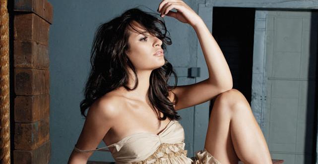 Fotos de Lea Michele desnuda en Teen Vogue - Fotos y