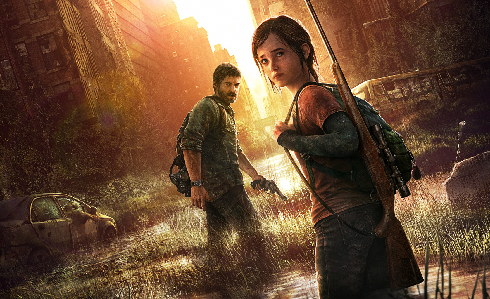 En marcha 'The Last of Us 2'