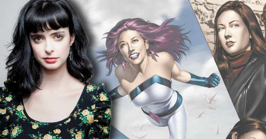 Krysten Ritter será Jessica Jones, Mike Colter Luge Cage