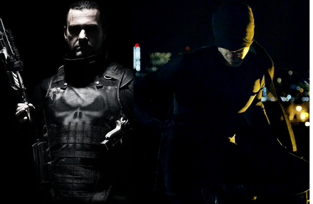 ¿Punisher en la serie de 'Daredevil'?