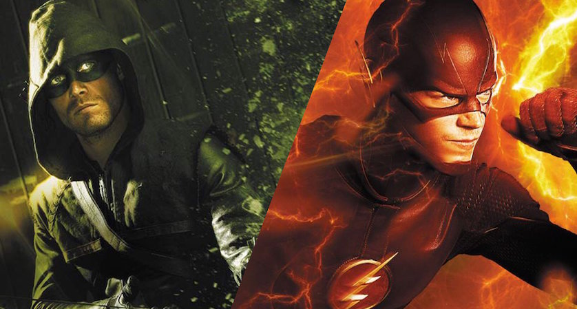 Nuevo trailer de 'Flash vs Arrow'