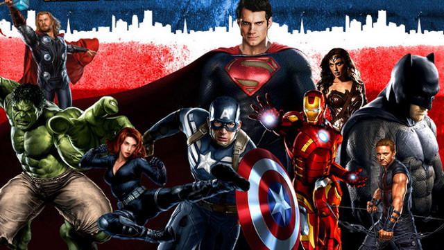 Impresionante trailer Marvel vs DC