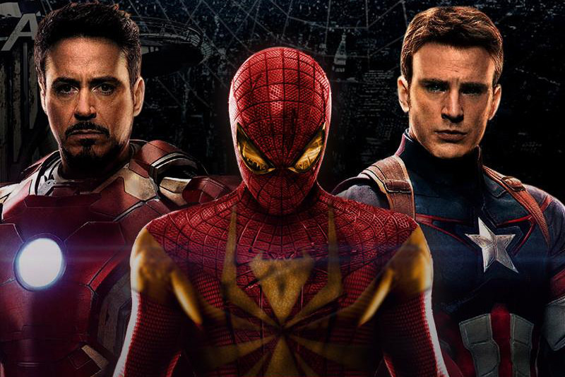 Marvel no quiere a Spider-Man en 'Capitán América: Civil War'