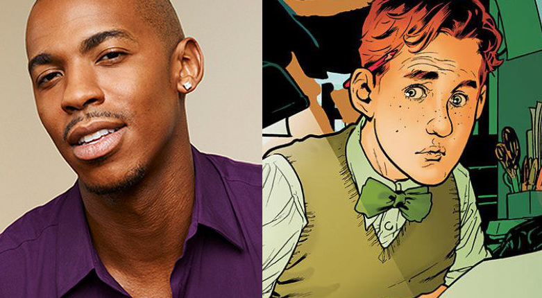 Mehcad Brooks será Jimmy Olsen en 'Supergirl'