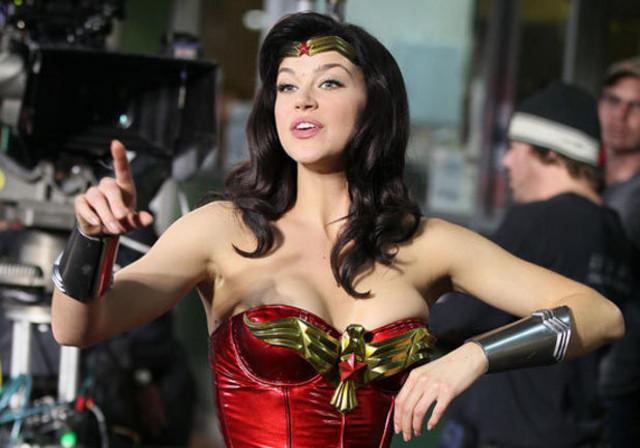 El Episodio Piloto De La Wonder Woman De Adrianne Palicki Online