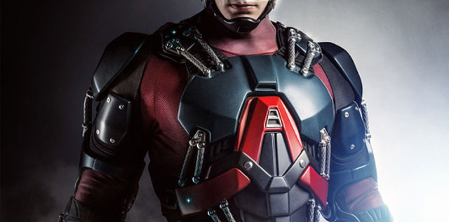 Primera imagen oficial de Brandon Routh como The Atom en 'Arrow'