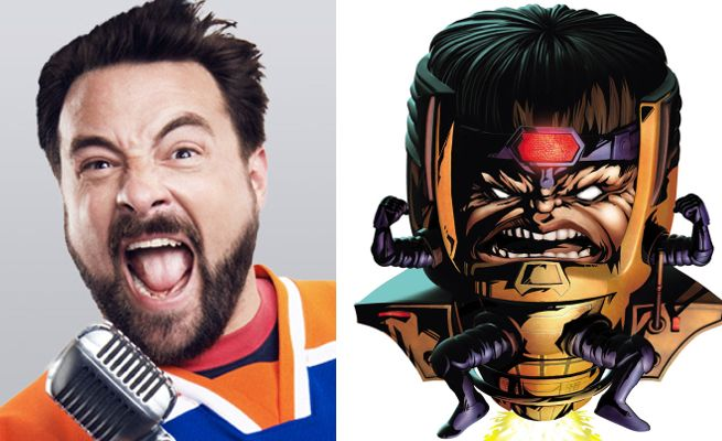 Kevin Smith será MODOK en The Marvel Experience