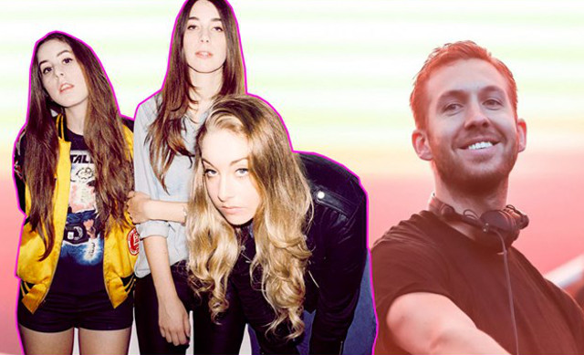 'Pray to God', nueva canción de Haim y Calvin Harris