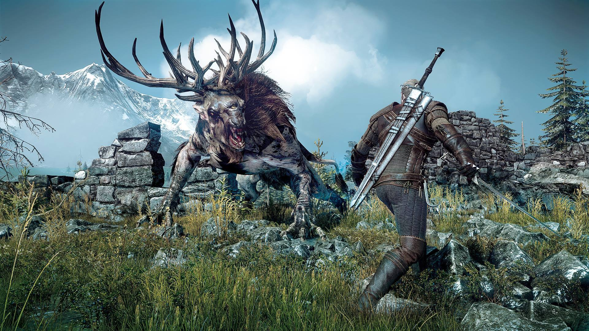 15 minutos de vídeo de 'The Witcher 3: Wild Hunt'