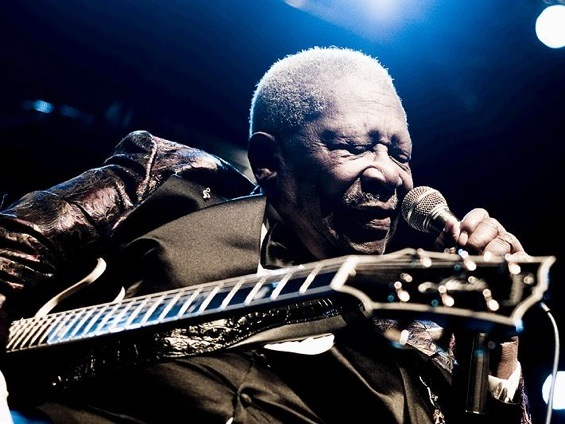 Fallece B.B. King, muerto el genio del blues