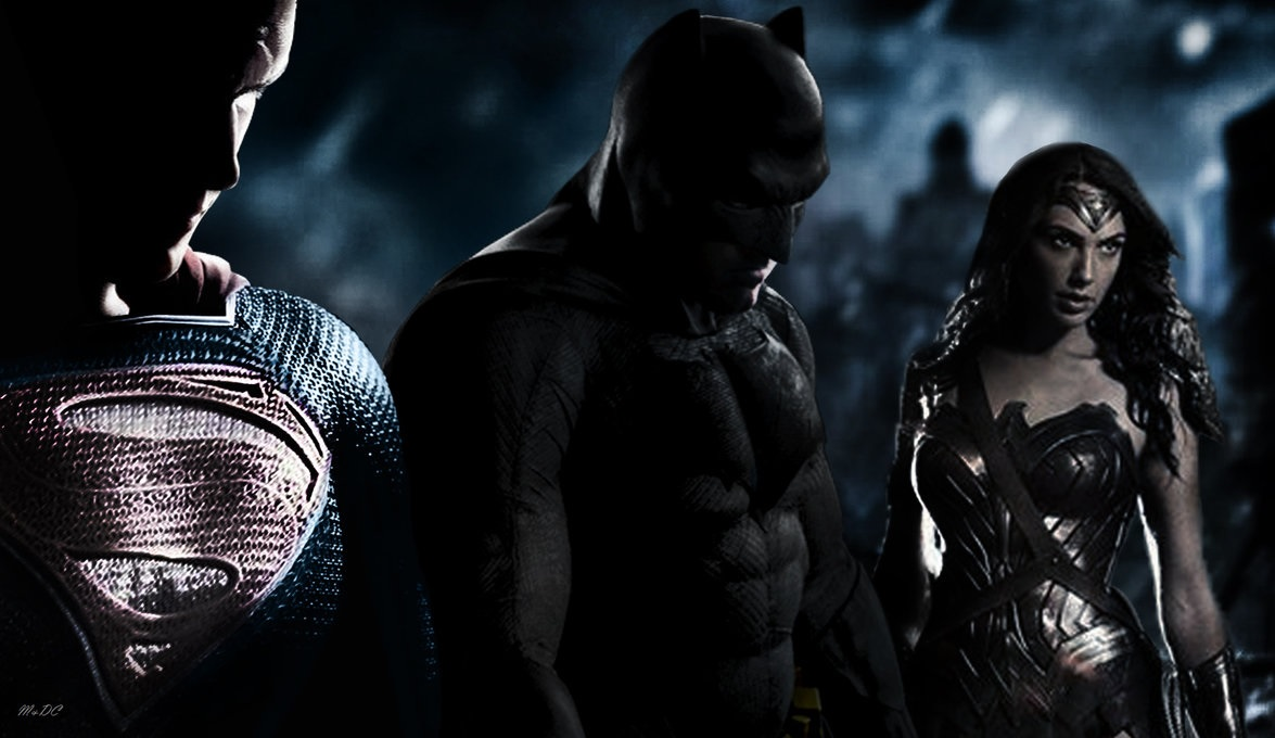 Parodia del final de 'Batman v Superman'