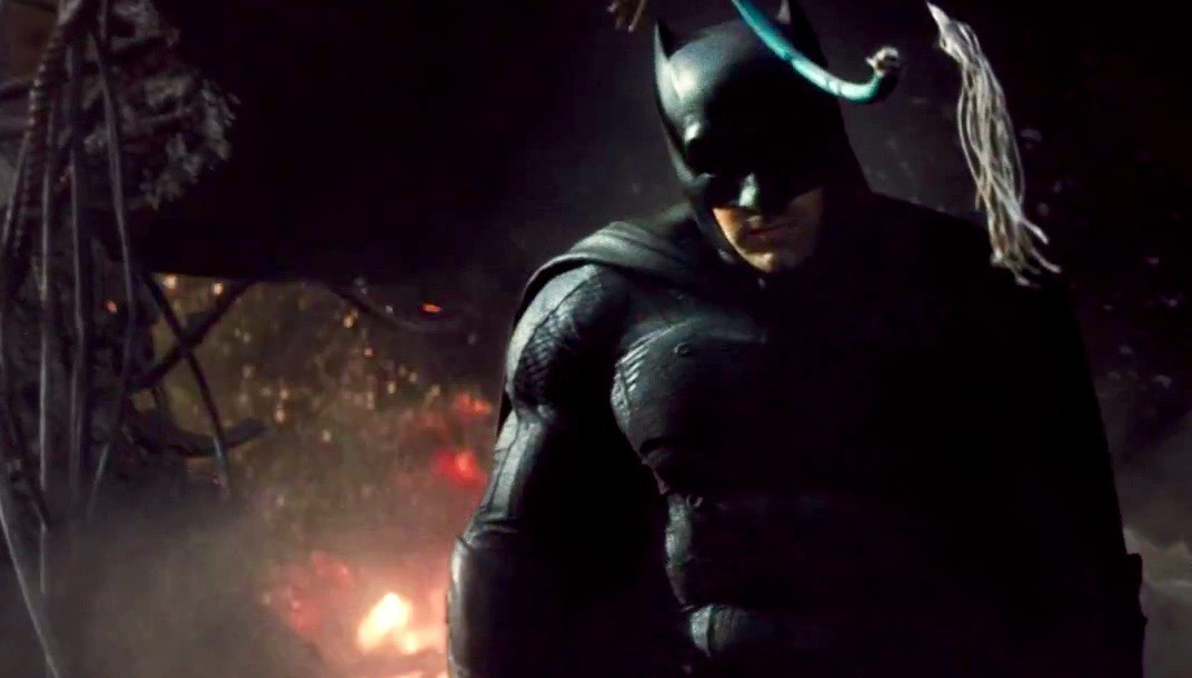 La voz de Ben Affleck en 'Batman v Superman'