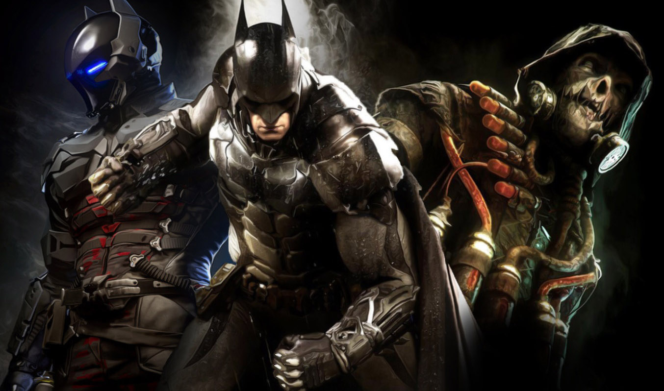 Trailer de lanzamiento de 'Batman: Arkham Knight'