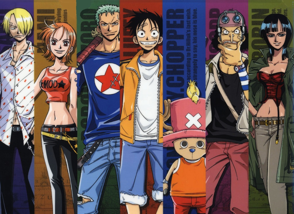 El manga 'One Piece' entra en el libro Guinness de los records