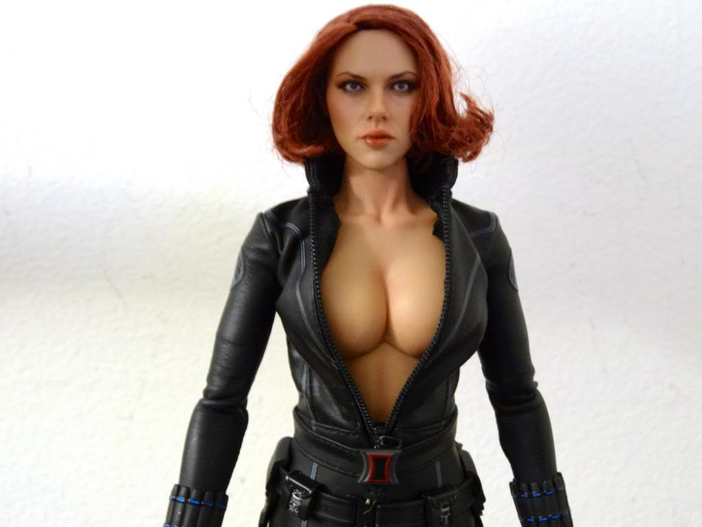 Assured, what Hot naked black widow