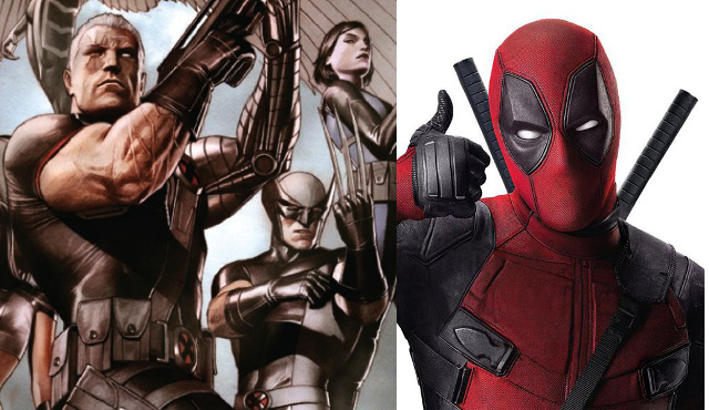 Ryan Reynolds a por película de Cable y X-Force tras Deadpool