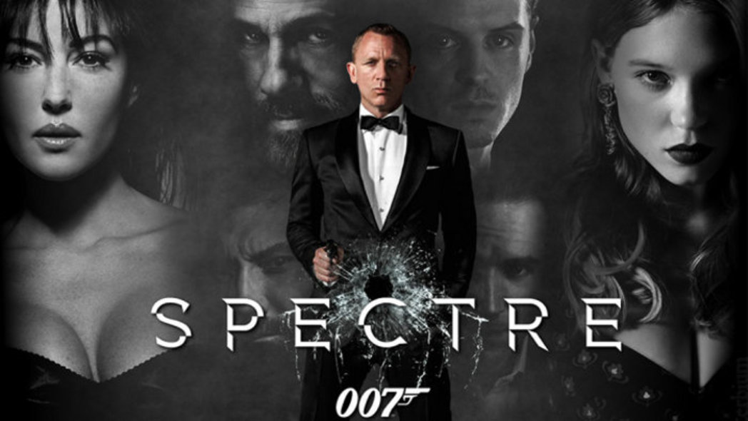Espectacular nuevo trailer de 'SPECTRE: 007', James Bond al rojo vivo