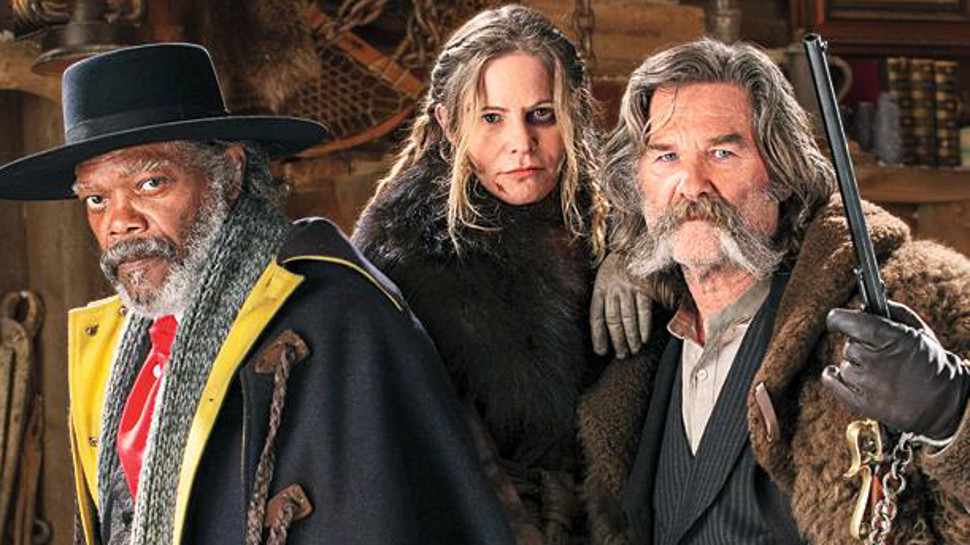 Primer trailer de 'The Hateful Eight', la nueva película de Quentin Tarantino