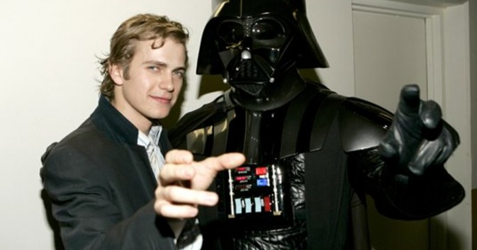 ¿Hayden Christensen como Darth Vader en 'Star Wars: Episodio VIII'?