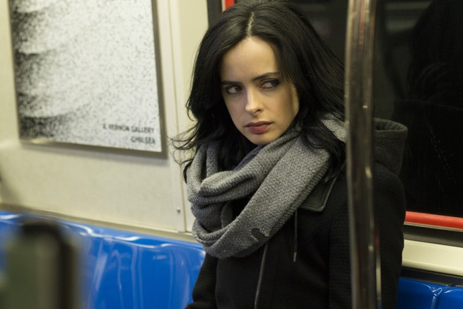 Trailer de 'Jessica Jones', la nueva serie de los Defensores de Marvel y Netflix