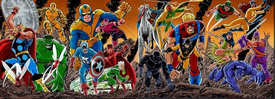 Capitan Marvel Y Los Falsos Vengadores Todo Lo Que: Todos Los Vengadores Del Nuevo Universo Marvel En Detalle