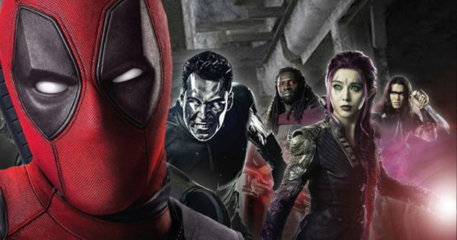 En marcha crossover entre Deadpool y los X-Men