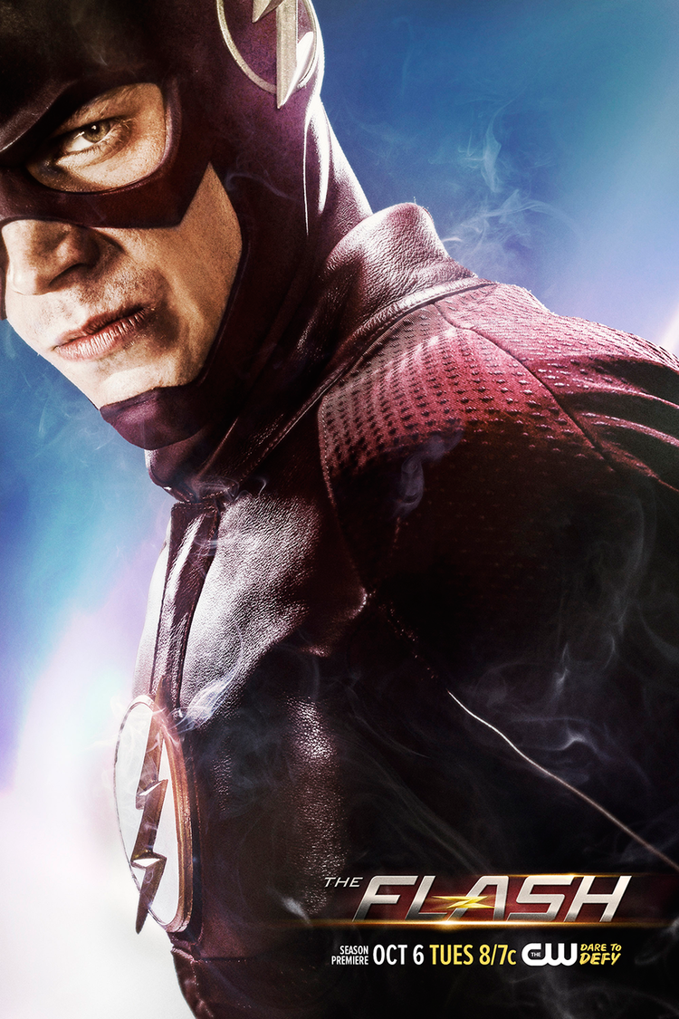 Nuevo trailer y poster de la segunda temporada de The Flash