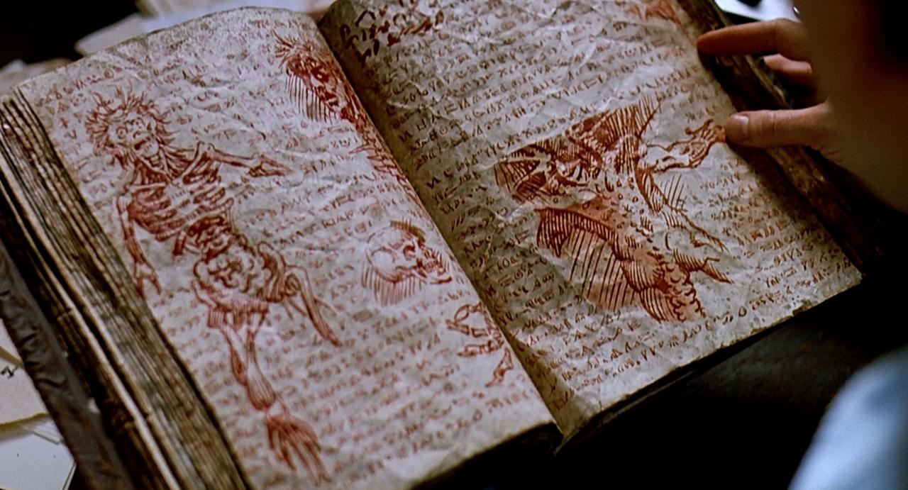 Como hacer el libro de Evil Dead en tu propia casa | Cultture
