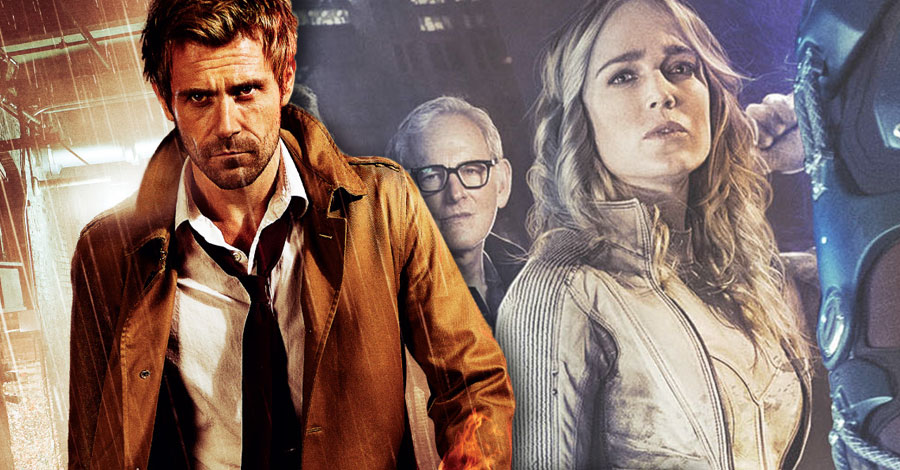 Constantine se une a Legends of Tomorrow, ¡y no será el único!