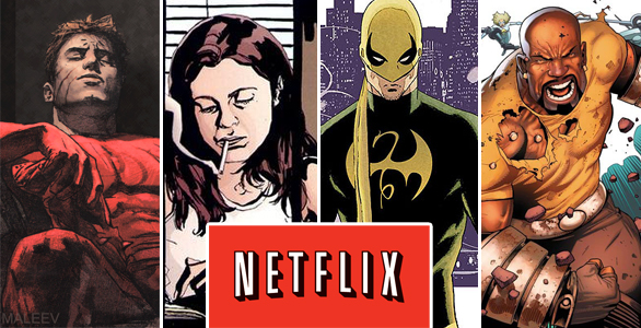 Joe Quesada habla de Los Defensores para Netflix (incluímos la intro de Jessica Jones)