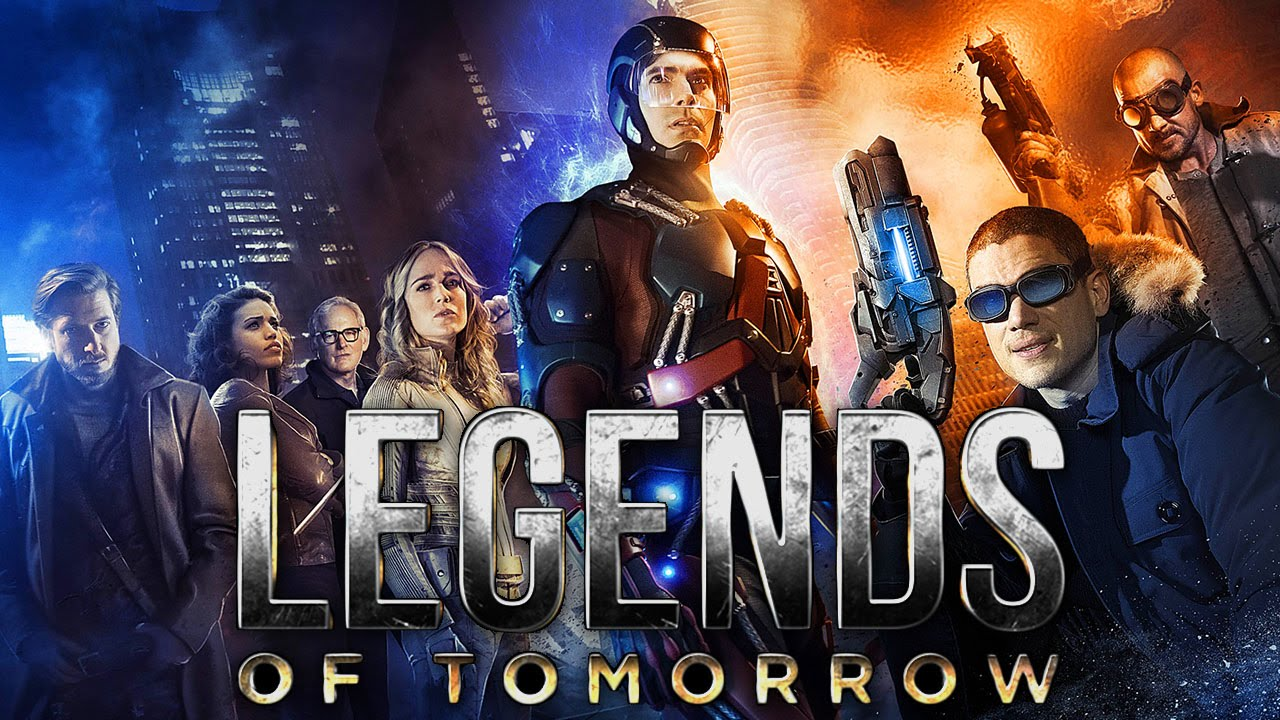 Legends of tomorrow trailer picture