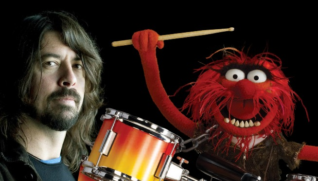 Definitivo vídeo de 'Foo Fighters v. The Muppets: El Amanecer del Rock'