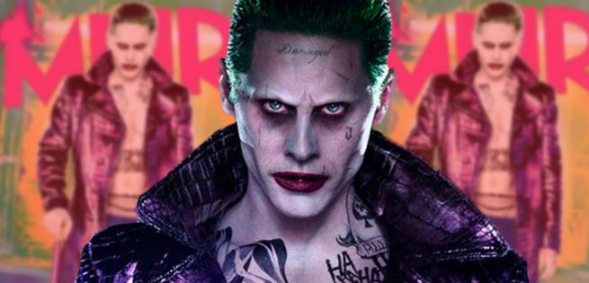 Nuevo trailer de 'El Escuadrón Suicida' con el Joker de