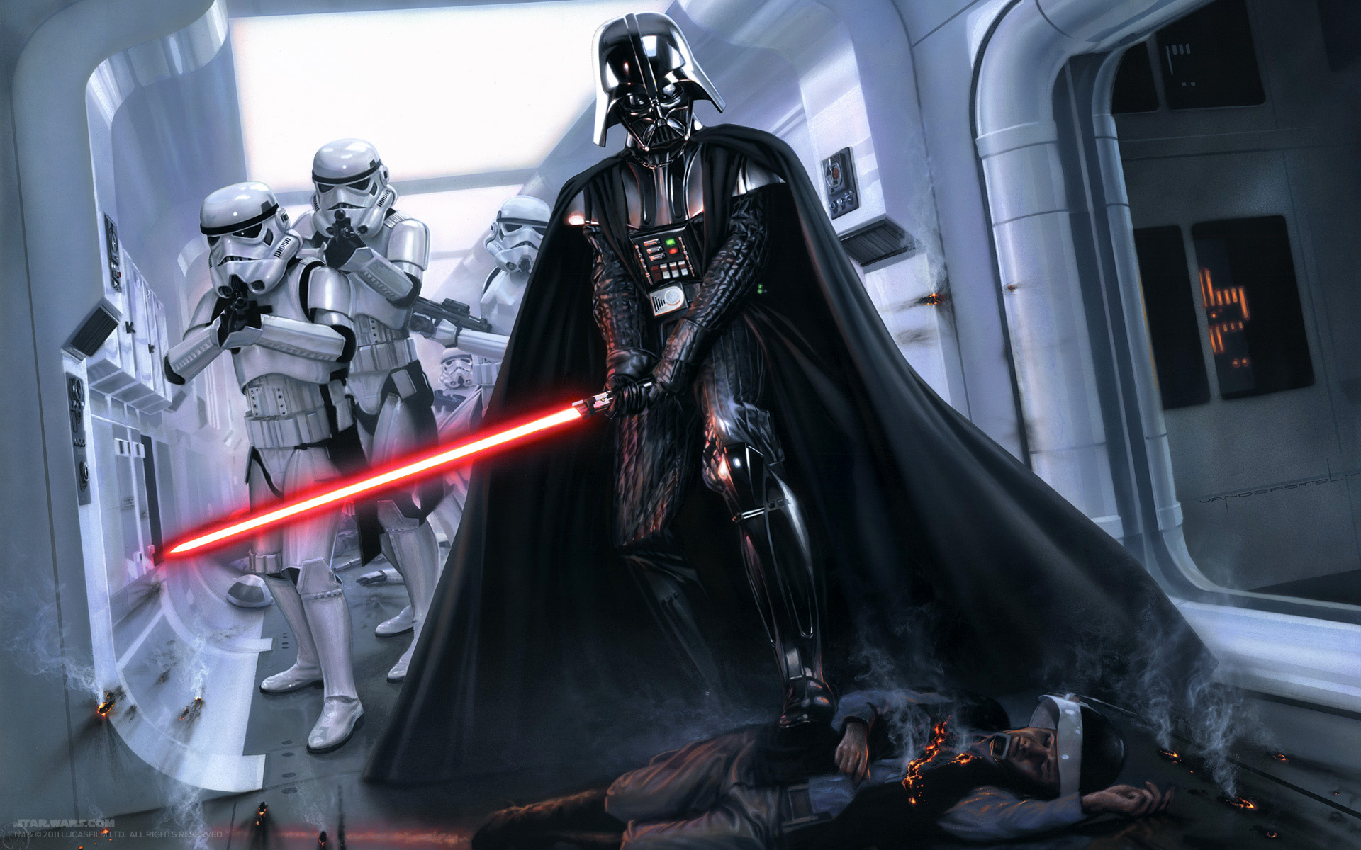¿Regresa Darth Vader a 'Star Wars'?