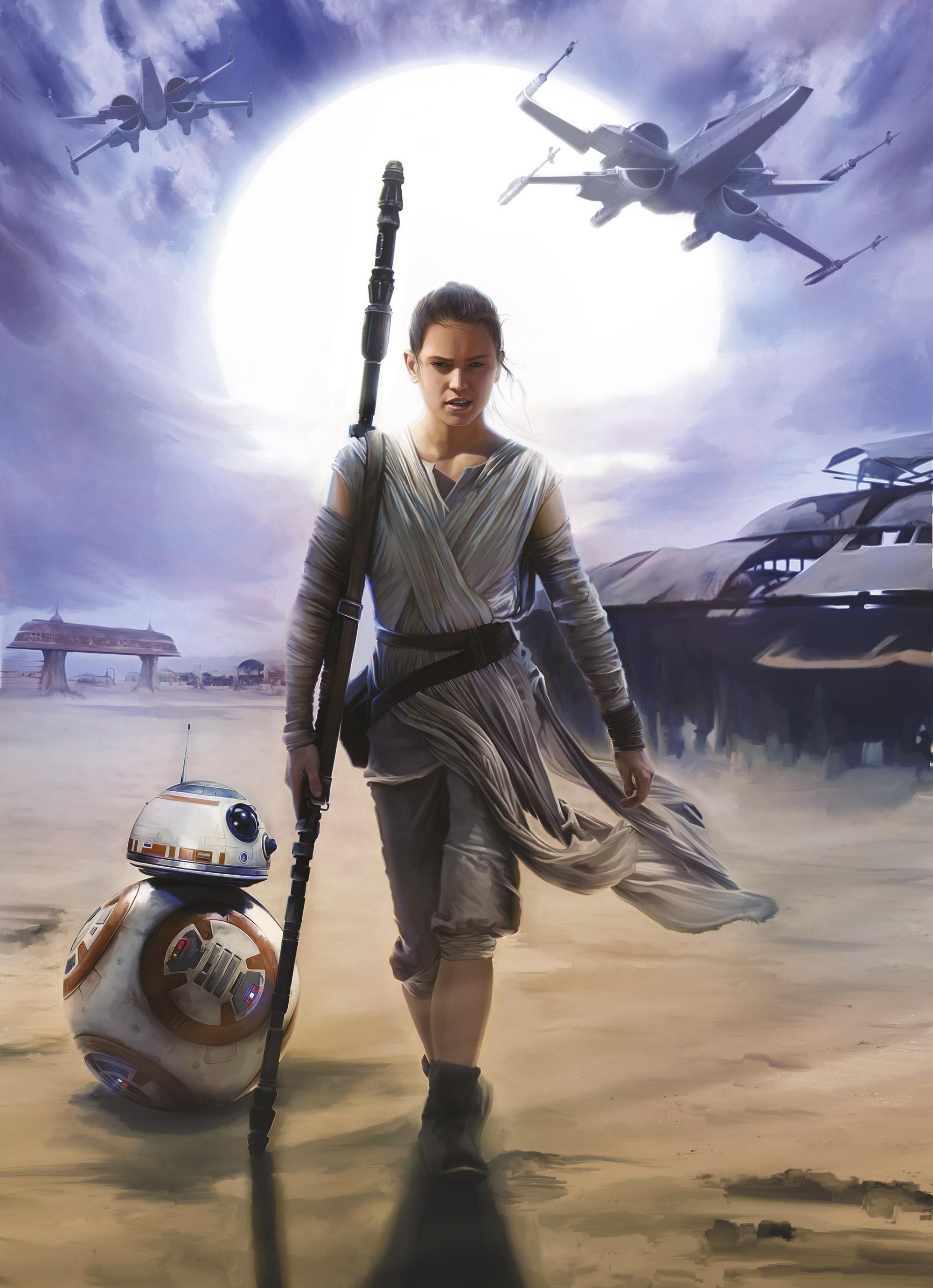 ¿Ya sabemos quiénes son los padres de Rey de 'Star Wars'?