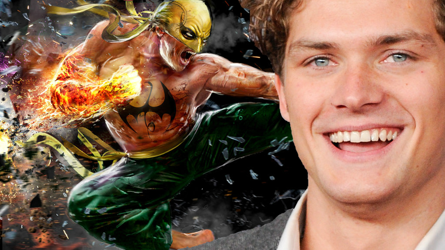 Marvel confirma a Finn Jones como Puño de Hierro