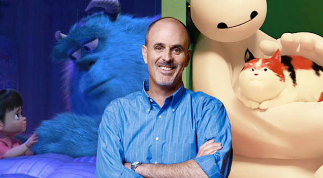 Muere el guionista de 'Big Hero 6' y 'Monsters Inc.' Daniel Gerson