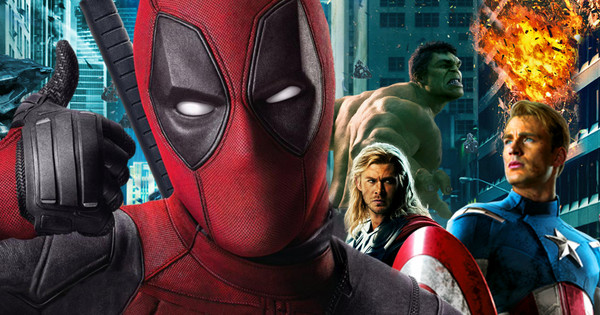 ¿Anticipa 'Deadpool' un crossover entre Vengadores y X-Men?