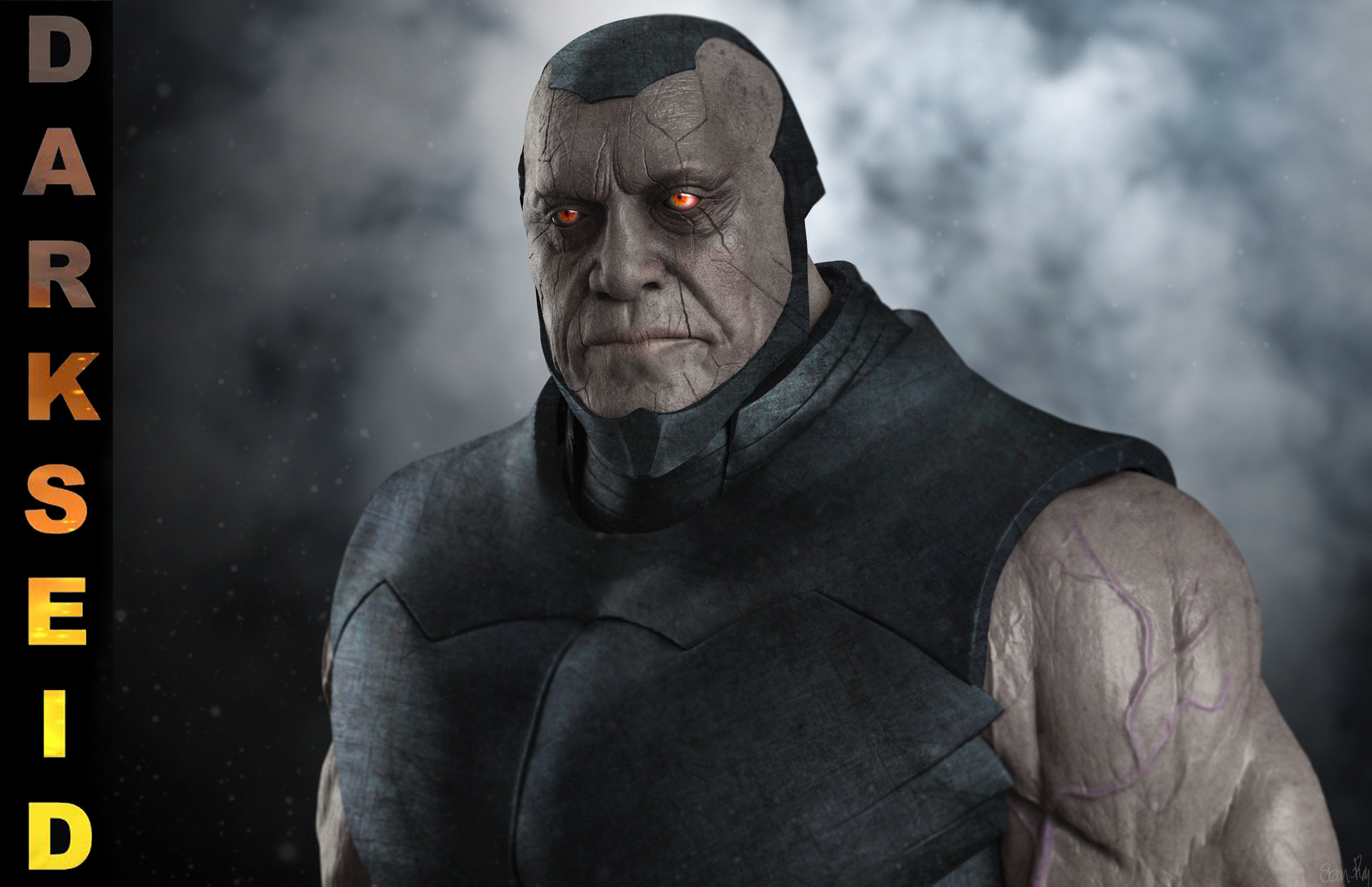 ¿Javier Bardem como Darkseid en 'Batman v Superman'?