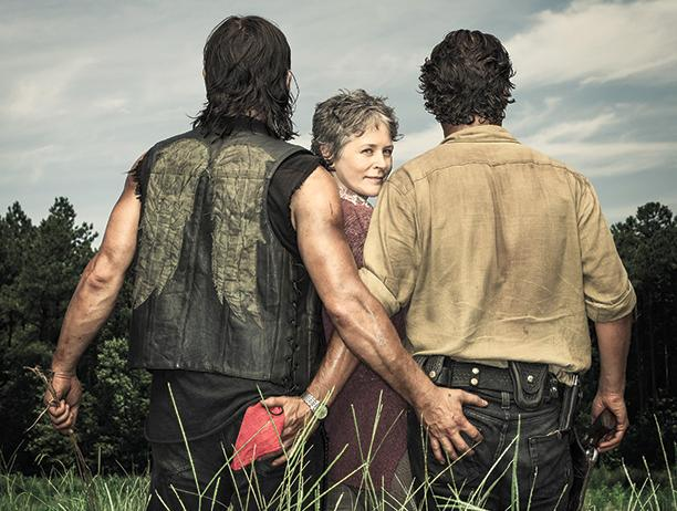 Detalles del final de temporada de 'The Walking Dead'