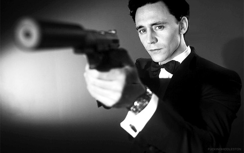 Tom Hiddleston, ¿el nuevo James Bond?