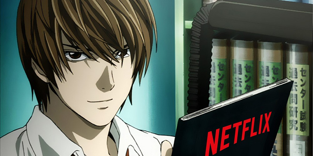 Warner cede 'Death Note' a Netflix