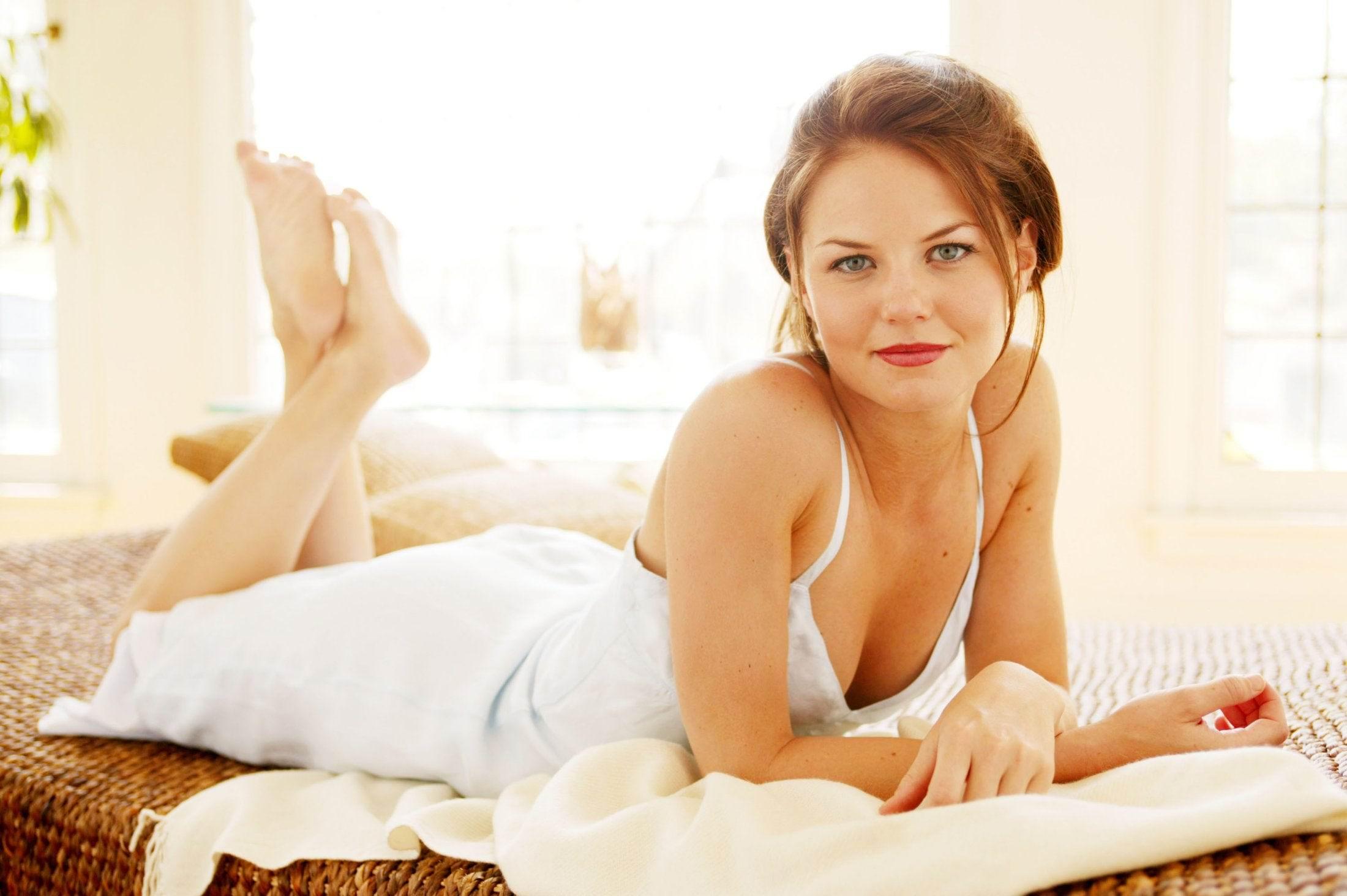 Jennifer Morrison Desnuda Belleza De Cuento De Hadas Cultture