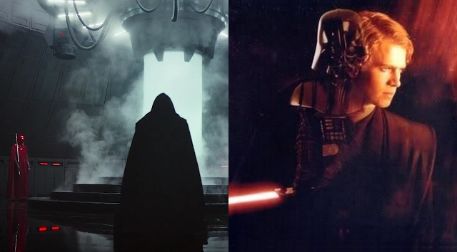 Hayden Christensen, ¿Darth Vader en 'Rogue One: A Star Wars Story'?