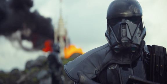 Primer teaser de 'Rogue One: A Star Wars Story'