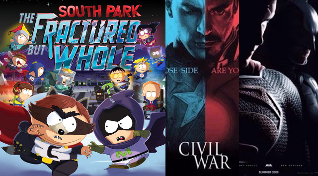 Gameplays y trailer de 'South Park: The Fractured But Whole', el videojuego