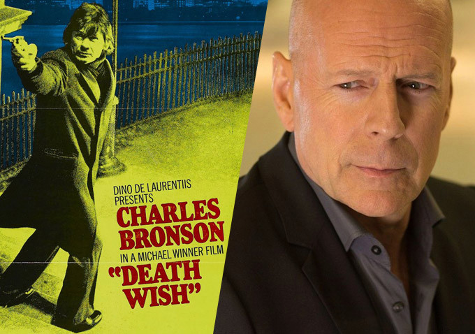 Eli Roth dirigirá a Bruce Willis en 'Death Wish'